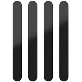Moto Naklejki odblaskowe, black